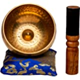 Authentic Tibetan Lingam Singing Bowl Set — Modern Reinvention of the Ancient Lingam Sound Bowl — Handcrafted in Nepal…