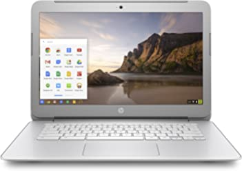 HP Chromebook 14-ak010nr 14-Inch (Intel Celeron, 2 GB RAM, 16 GB SSD)