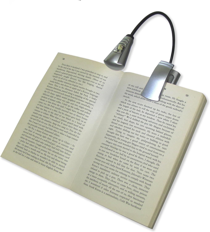 Carson FlexNeck Luce da lettura a LED