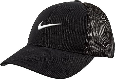 Amazon.com  Nike Men s Flex Fit Golf Hat e1f8647d9a3