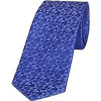 Park Avenue Blue Polyester Regular Fit Neck Tie