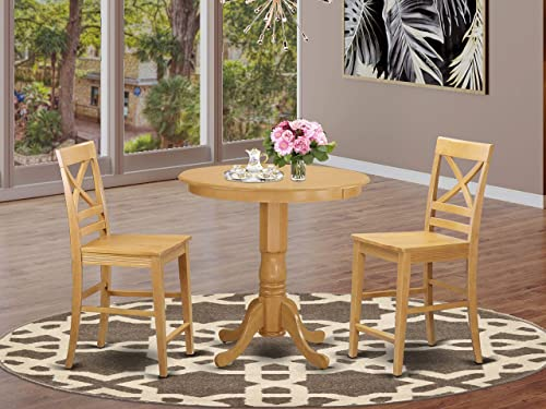 3 Pc counter height Dining room set - the best dining room set for the money