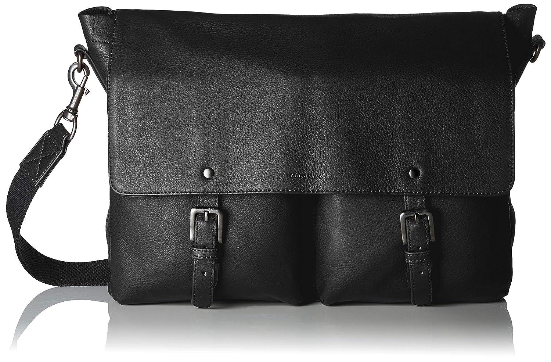 Marc OPolo - Louis, Shoppers y bolsos de hombro Hombre, Negro ...