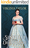 Sinfully Delectable (Regency Four Book 2)