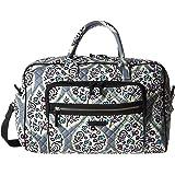 Vera Bradley Iconic Compact Weekender Travel Bag, Microfiber