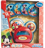 """Disney Mickey Mouse Clubhouse """"Sing with Me"""" CD Player"""