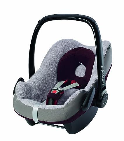 Bébé Confort Pebble - Funda de verano para la silla de coche Bebé Confort Pebble,