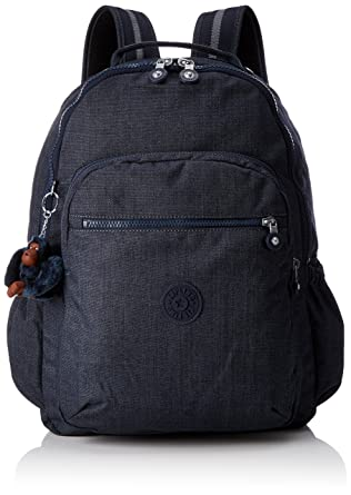 Amazon.com  Kipling Seoul Up Large Backpack With Laptop Protection ... 6812dd2dcdae