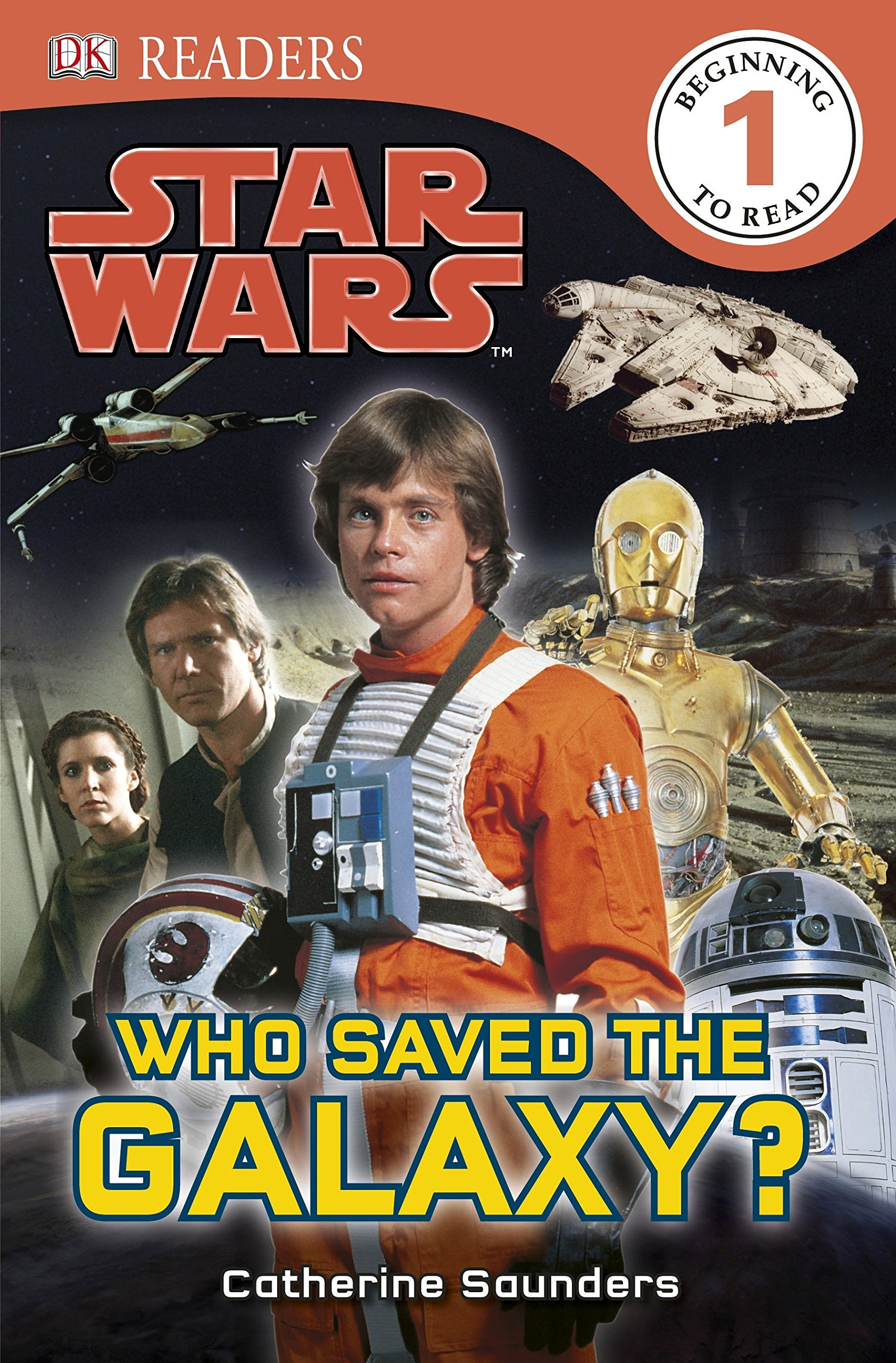 Star Wars Who Saved the Galaxy? (DK Readers Level 1) ebook