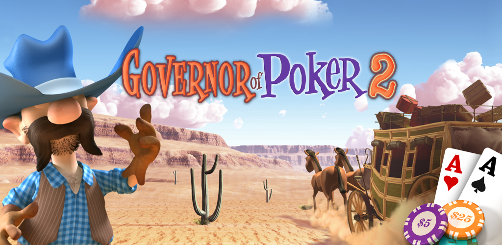 Amazon Com Governor Of Poker 2 Offline Poker Appstore For Android