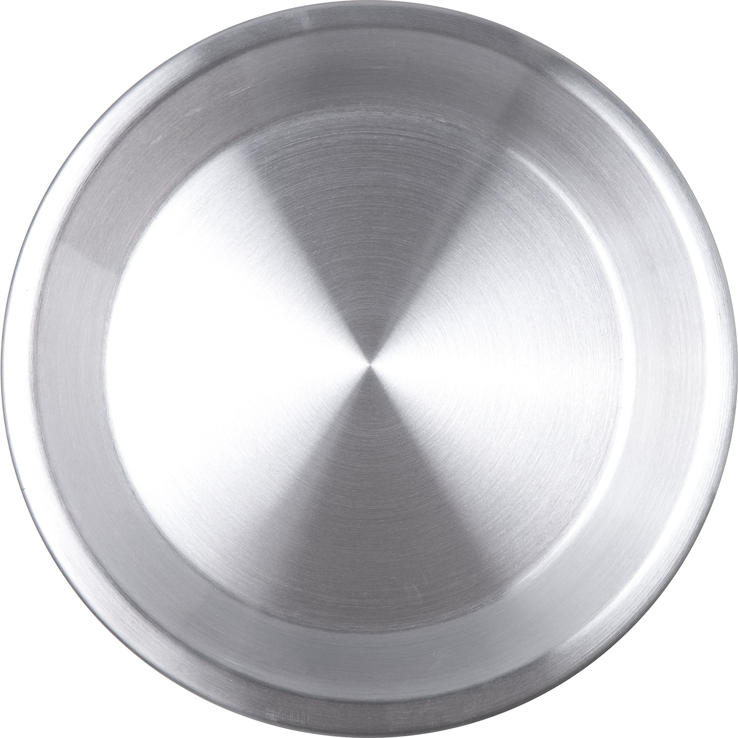 Carlisle 60322 Pie Pan, 9'', Aluminum (Pack of 24) by Carlisle (Image #2)