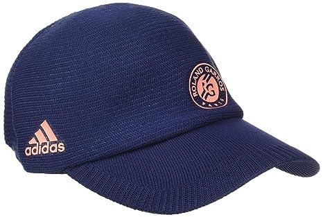 Adidas RG M Gorra de Tenis, Mujer, Azul (Maruni/cortiz),