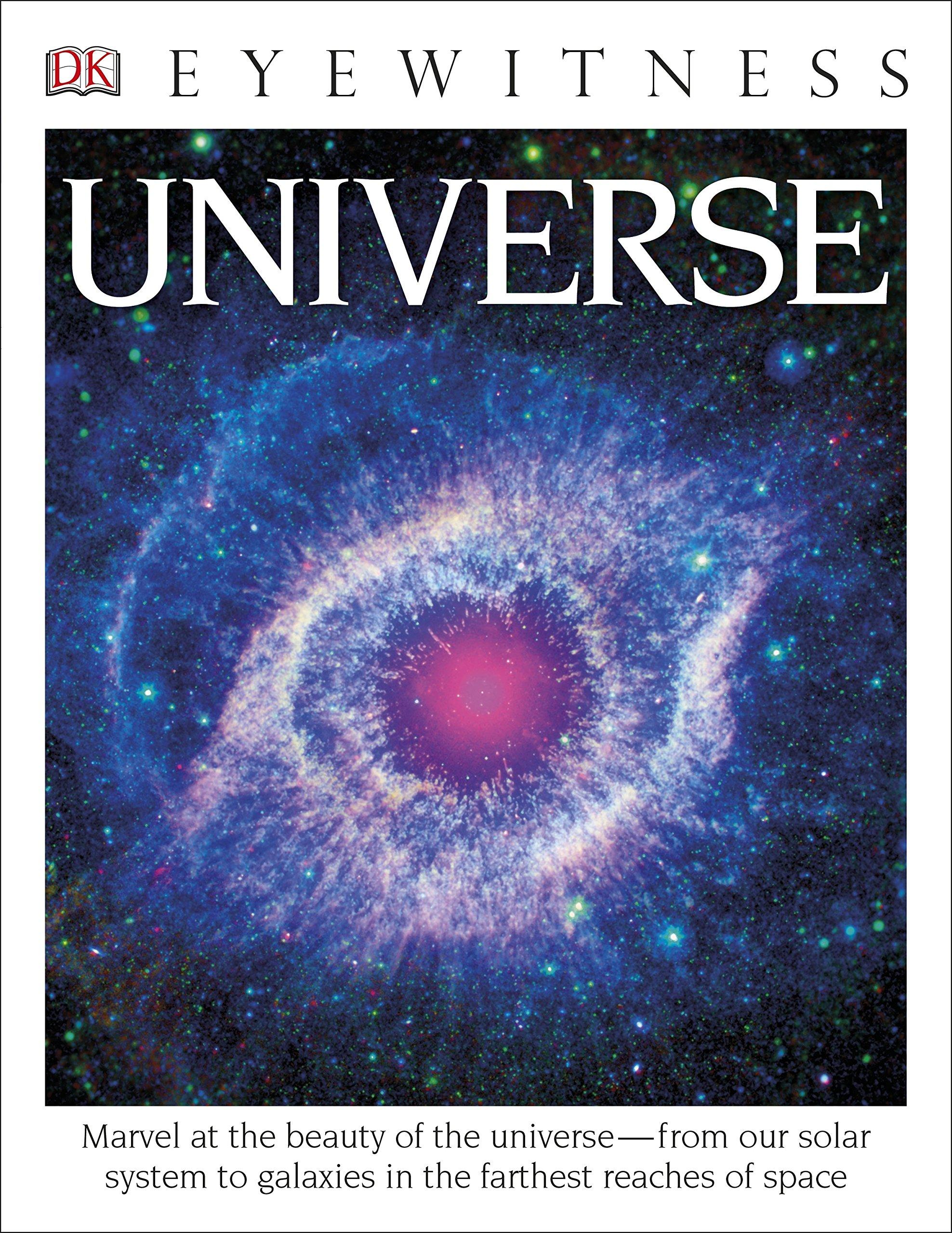 DK Eyewitness Books Universe