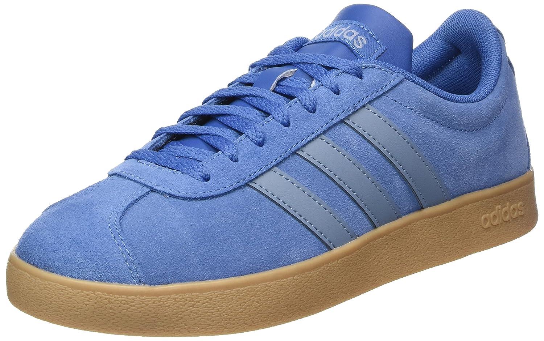 Bleu (Trace Royal S18 Raw gris S18 Gum4 Trace Royal S18 Raw gris S18 Gum4) 42 EU adidas VL Court 2.0, Chaussures de Gymnastique Homme