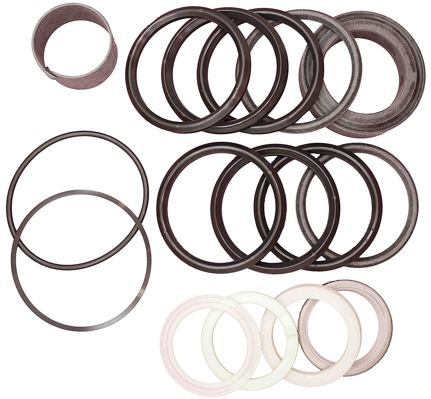 CASE 1543263C1 HYDRAULIC CYLINDER SEAL KIT TORNADO HEAVY EQUIPMENT PARTS
