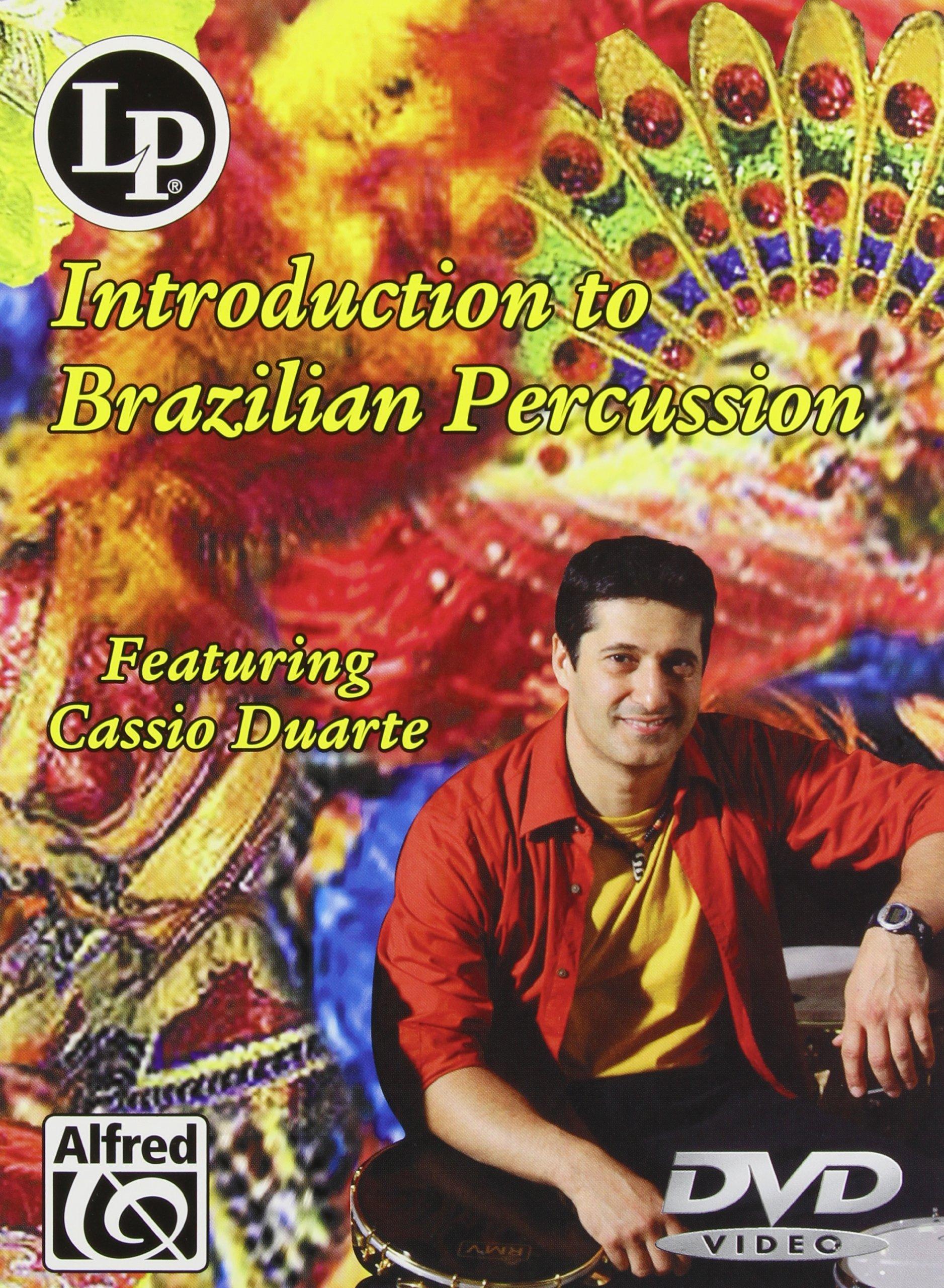 DVD : Cassio Duarte - Introduction To Brazilian Percussion (DVD)