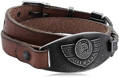 bracelet diesel homme cuir bracelet diesel bijoux. Black Bedroom Furniture Sets. Home Design Ideas