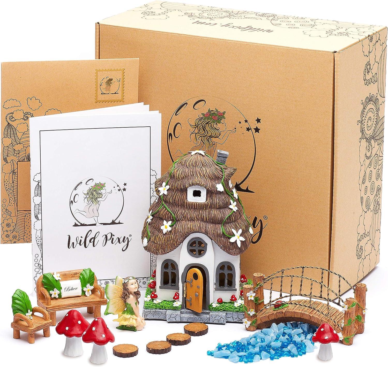 1 Bag Colorful Sand Pebble Miniature Dollhouse Bonsai Pot Fairy Garden Decor DIY