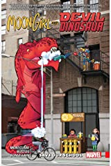 Moon Girl and Devil Dinosaur Vol. 6: Save Our School (Moon Girl and Devil Dinosaur (2015-2019)) Kindle Edition