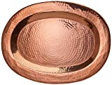 Sertodo Copper, Thessaly Oval Platter, Hand