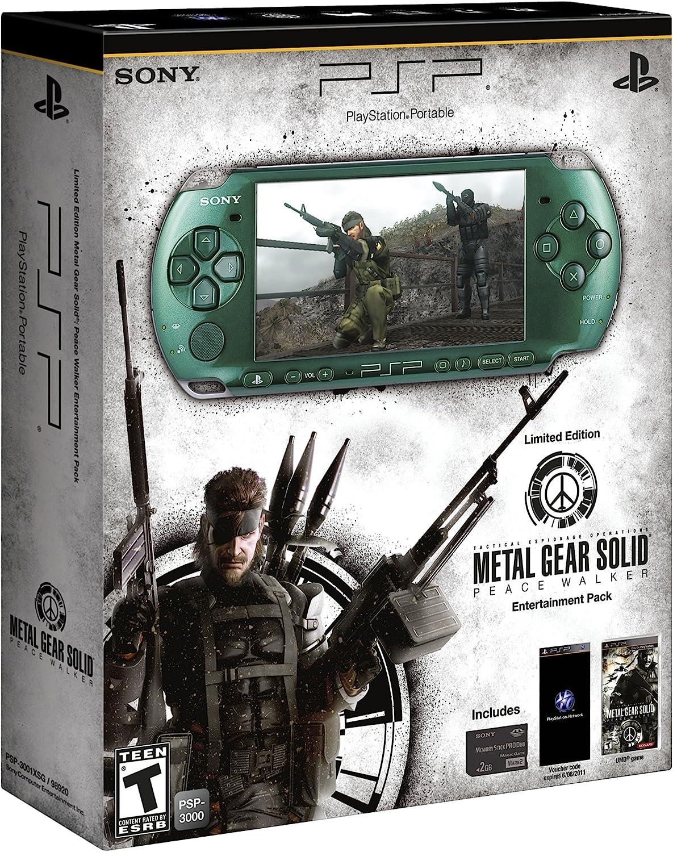 Amazon.com: Metal Gear Solid: Peace Walker Entertainment ...
