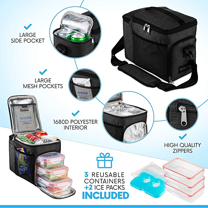 The Best Thermal Food Container For Bodyduilder