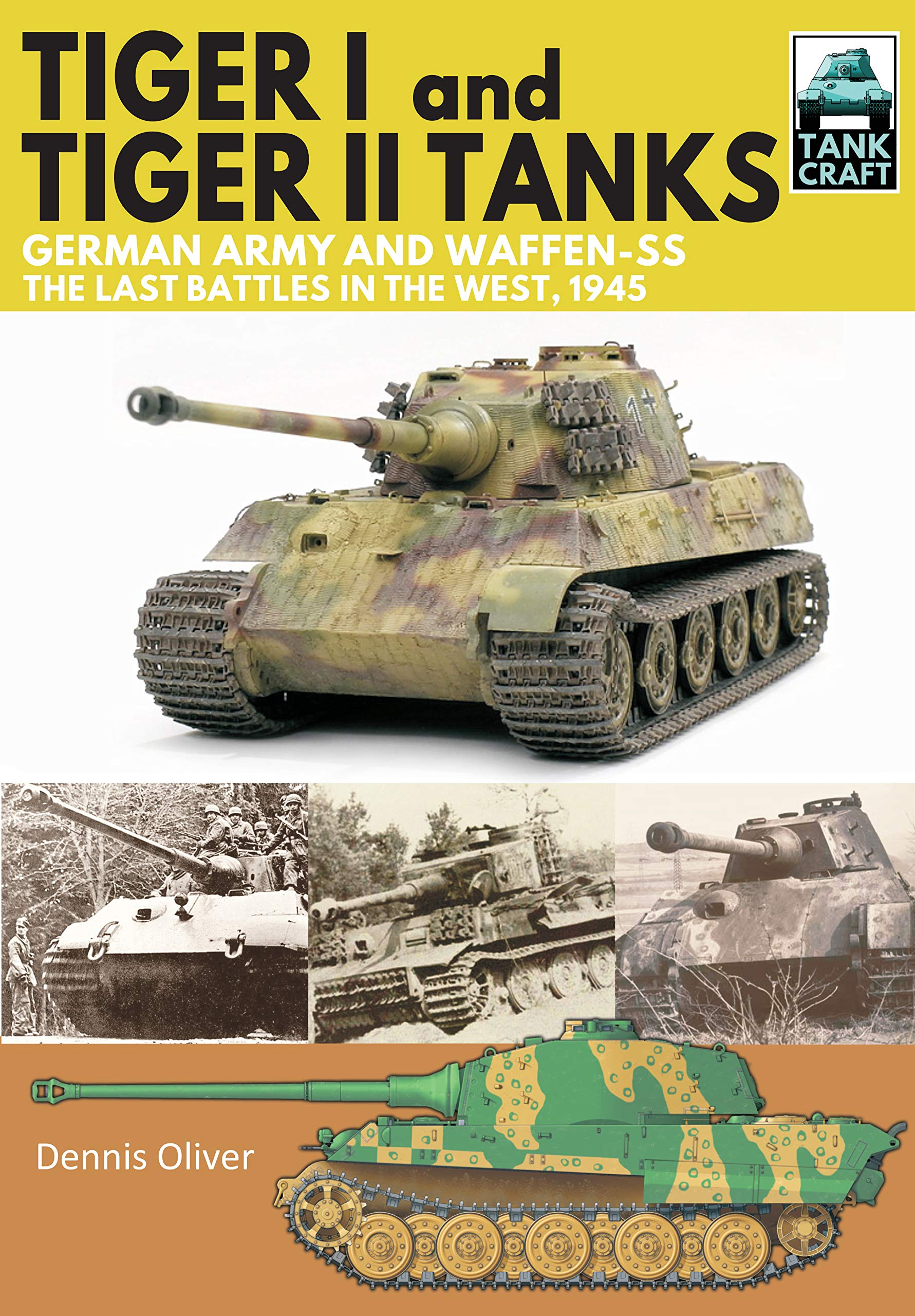 Tiger I and Tiger II Tanks, German Army and Waffen-SS, The