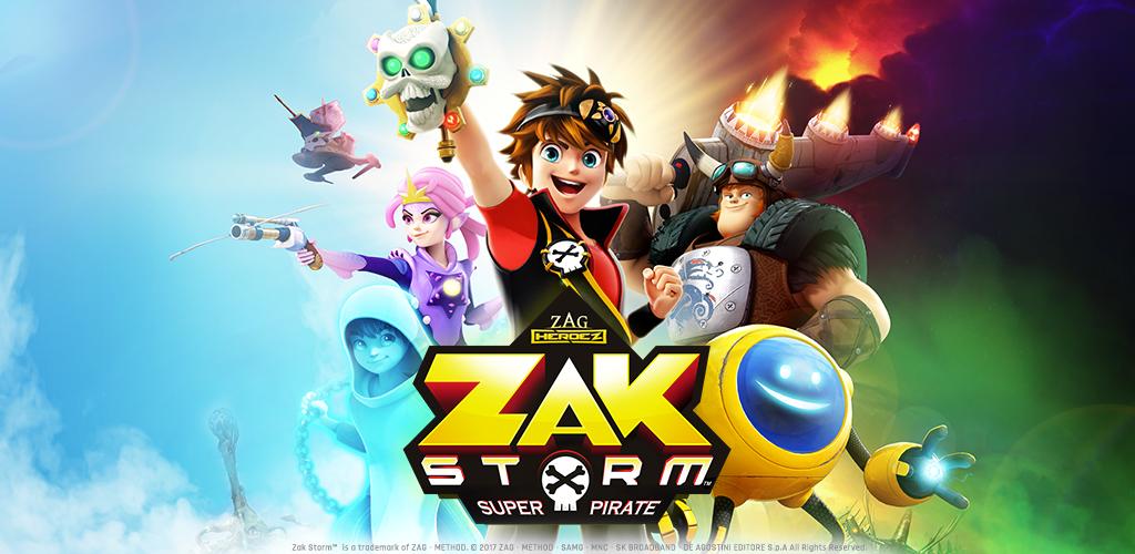 Zak Storm Super Pirate: Amazon.es: Appstore para Android