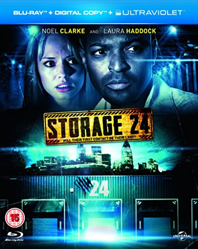 Poster of Storage 24 2012 Dual Audio 720p Download