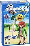 Playmobil - A1501474 - Jeu De Construction - Clown Avec 6 Ballons Et Oiseaux