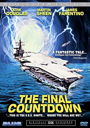 Image result for the final countdown kirk douglas