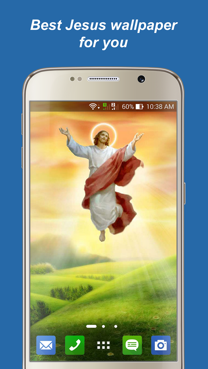 Jesus Wallpapers Christian Pictures For Your Mobile Themes Amazon