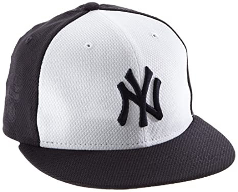 A NEW ERA Era MLB Diamond Era Auth 5950 York Yankees OTC Gorra, Hombre,