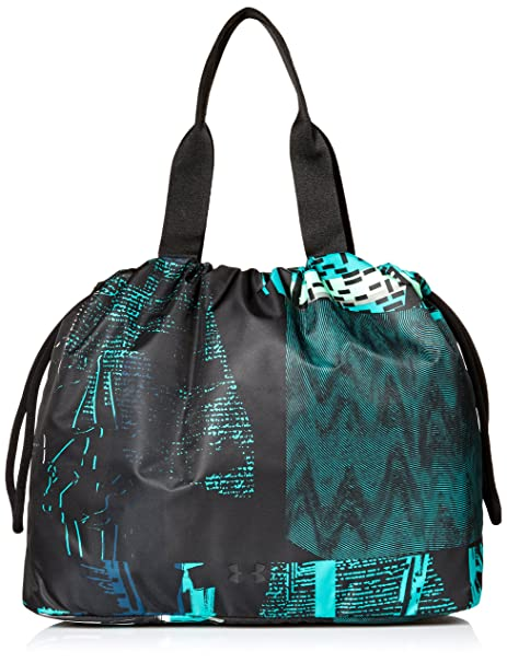 6591242a77 Amazon.com   Under Armour Women s Cinch Printed Tote Bag