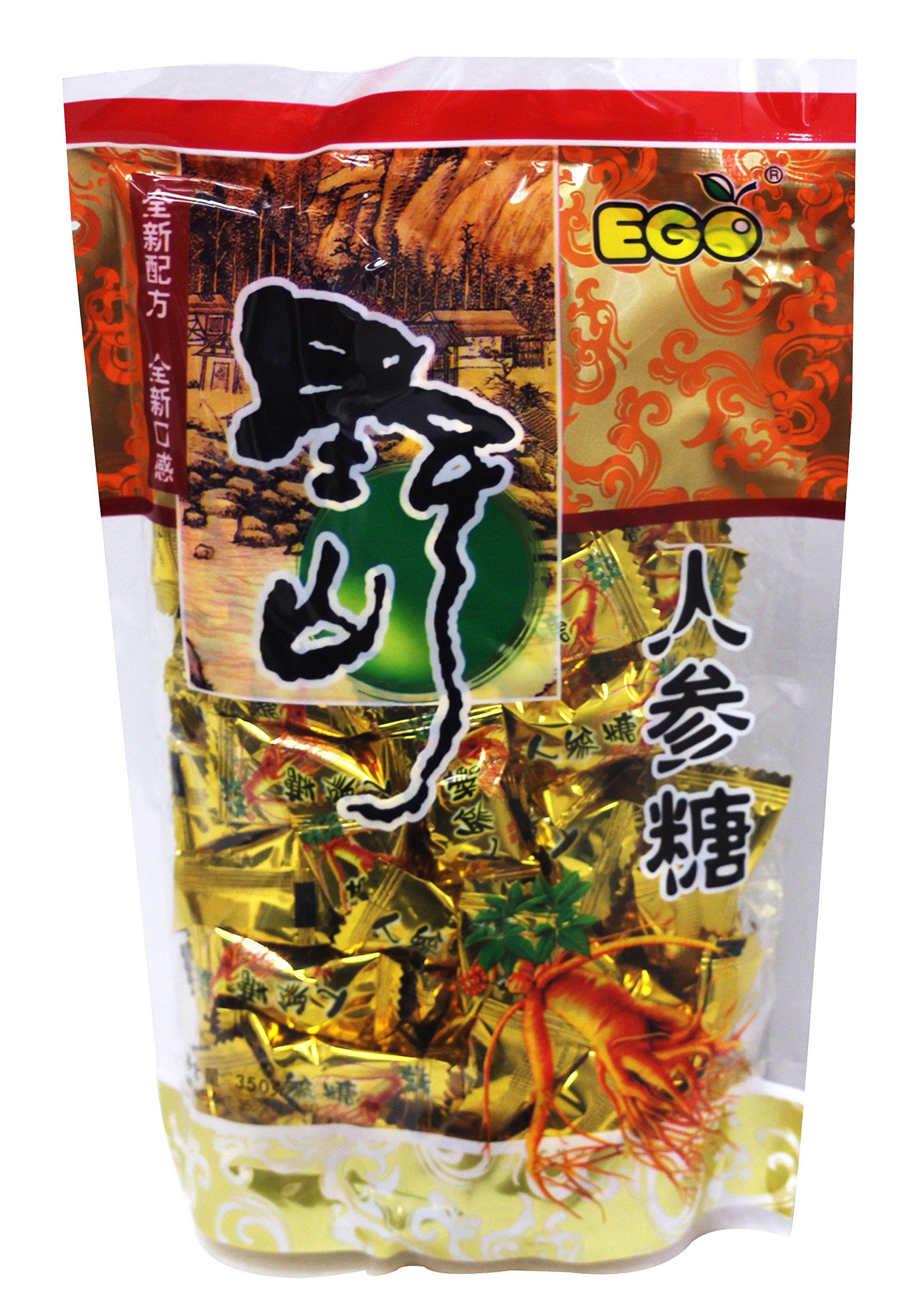 Fat Free Ginseng (Ren Shen) Root Candy 12.34 oz