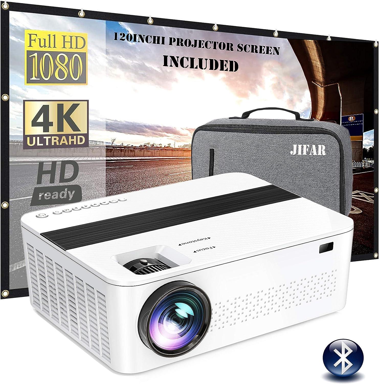 Jifar 1080P HD Projector