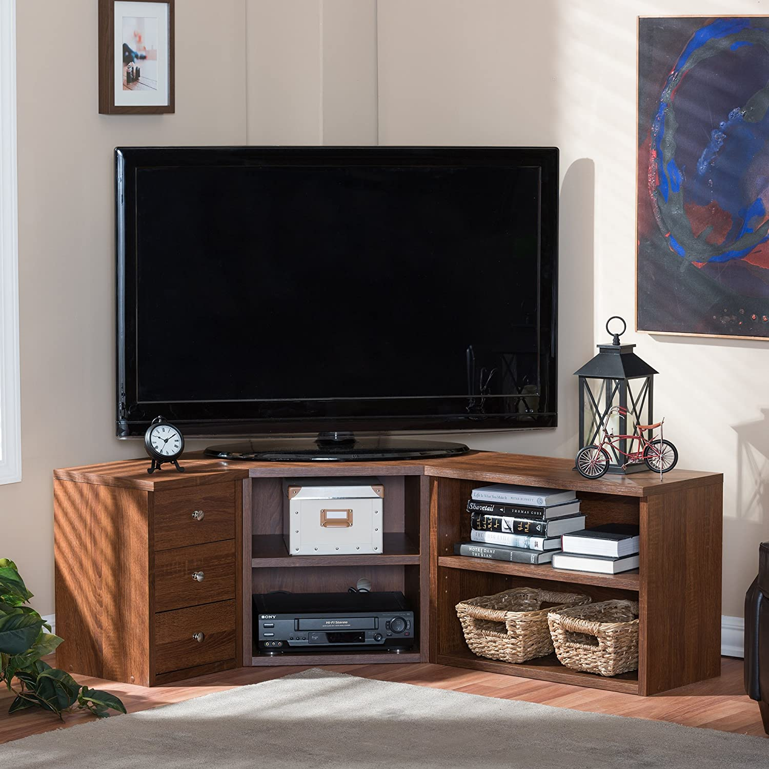 lowe canada rooms go fireplace living s mounts console more zena tv to room stands corner wall stand furniture