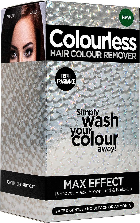 Colourless Max Effect - Eliminador de color de cabello