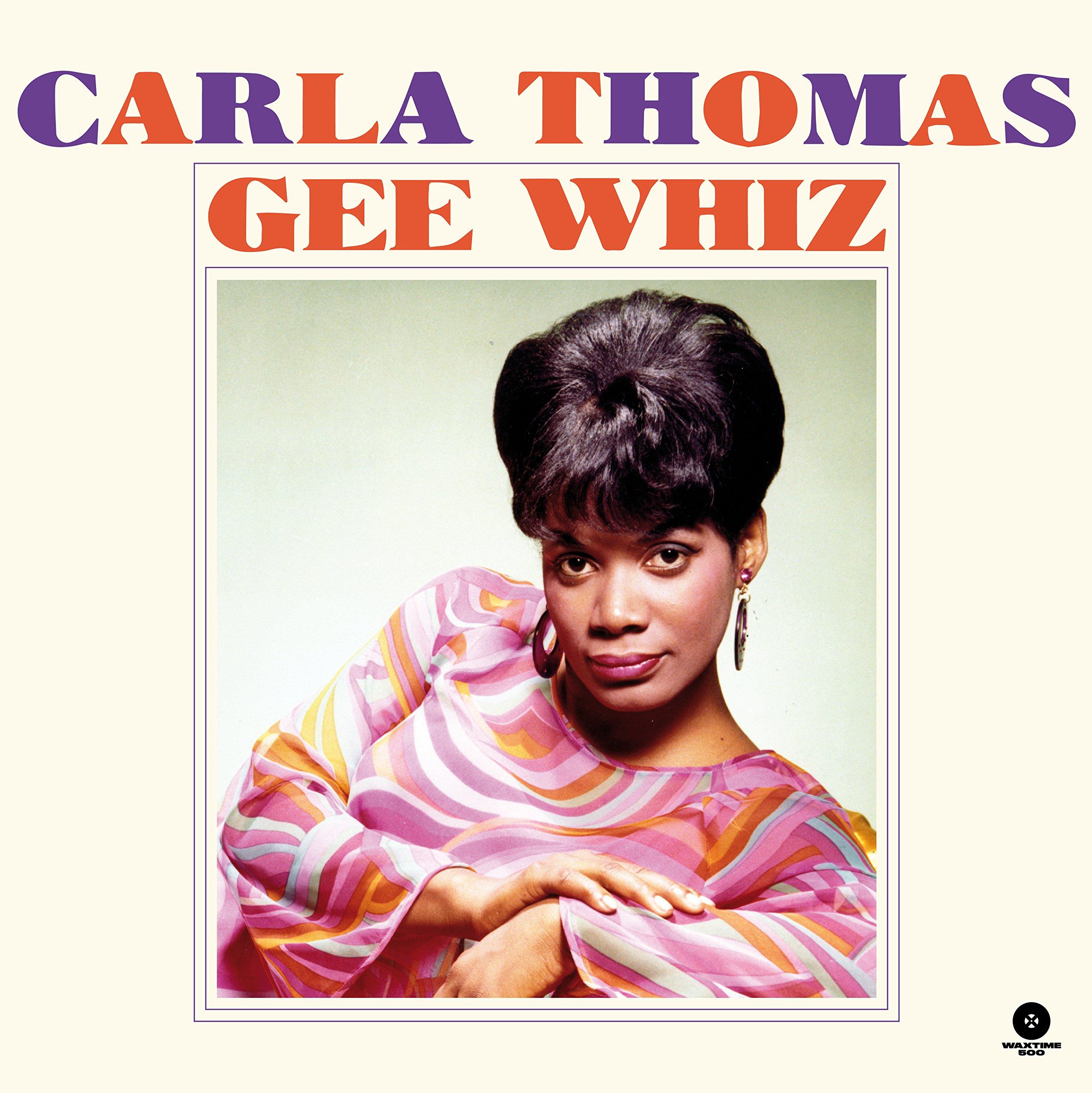 Vinilo : Carla Thomas - Gee Whiz (Limited Edition, 180 Gram Vinyl, Bonus Tracks, Collector's Edition, Virgin Vinyl)