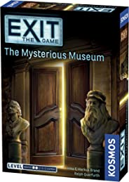 Thames & Kosmos Exit: the Mysterious Museum Multiplayer Game