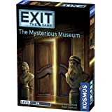 Exit The Game The Mysterious Museum Card Game, Pack of 1