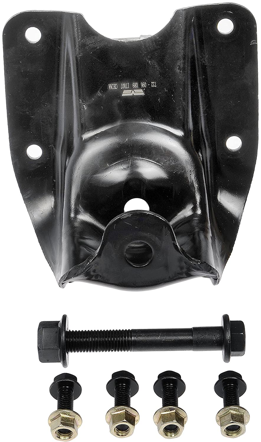 Dorman OE Solutions 722-096 Leaf Spring Bracket Kit (Rear Position)