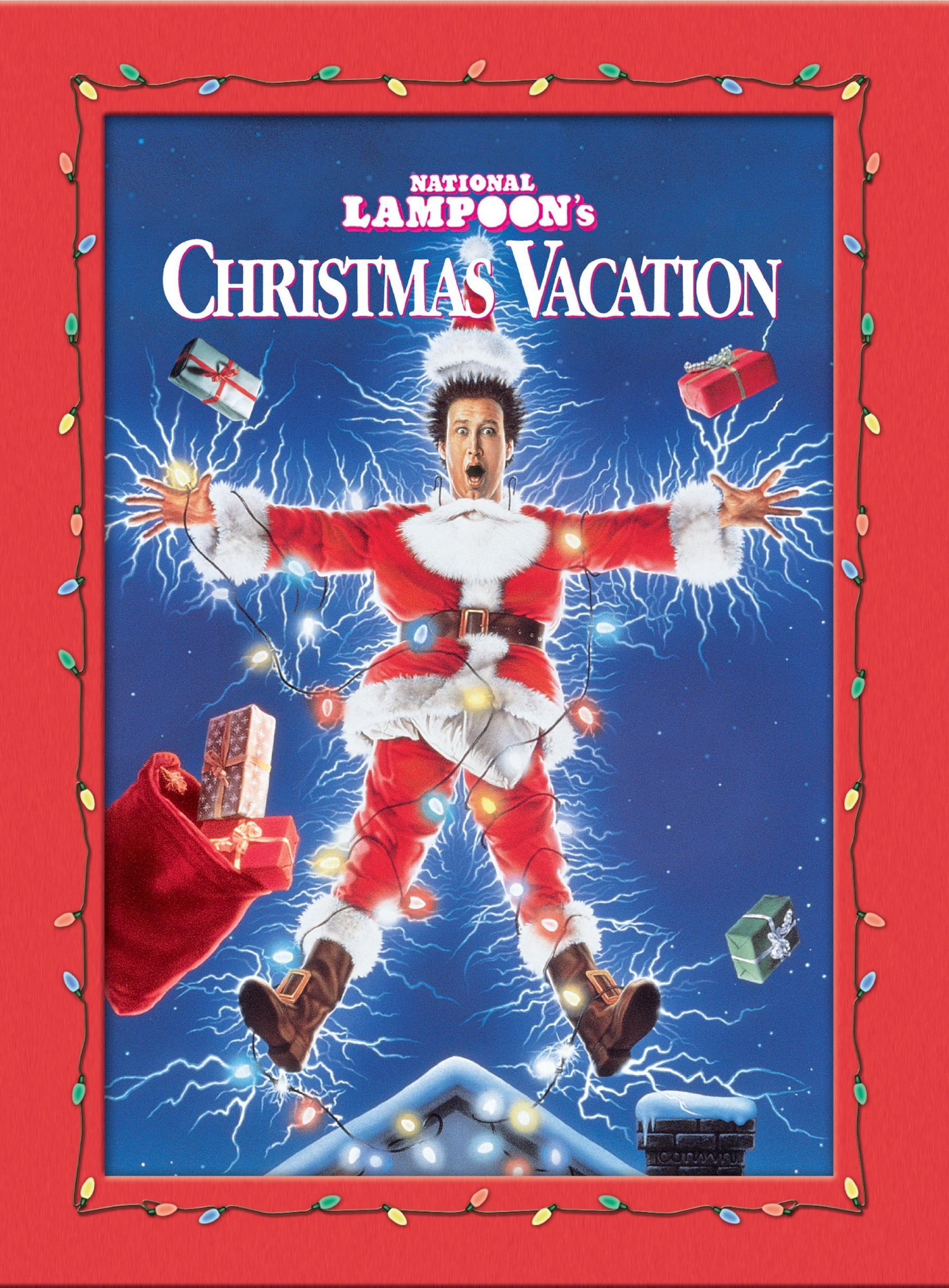 my christmas vacation experience for this year National lampoon's christmas vacation is the third that's the gift that keeps on giving the whole year that's all part of the experience, honey.