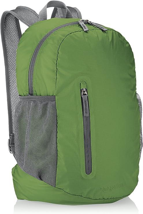 Amazon Basics Rucksack Ultra Leicht Platzsparend Verstaubar Bekleidung
