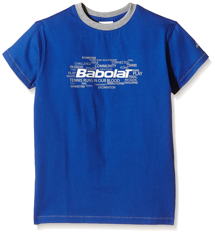 Babolat Core de Entrenamiento Camiseta Chicos: Amazon.es: Ropa y ...