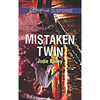 Mistaken Twin (Love Inspired Suspense)
