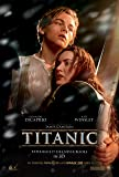 TITANIC MOVIE POSTER PRINT APPROX SIZE 12X8 INCHES