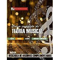 Curso completo de teoría musical: Comprenda la música, adquiera recursos  de análisis...