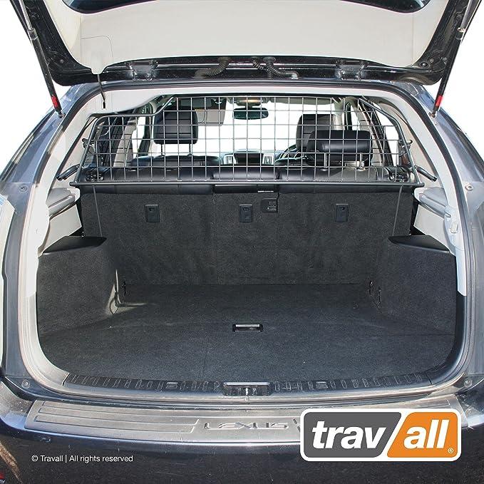Travall Guard Hundegitter Tdg1160 Maßgeschneidertes Trenngitter In Original Qualität Auto