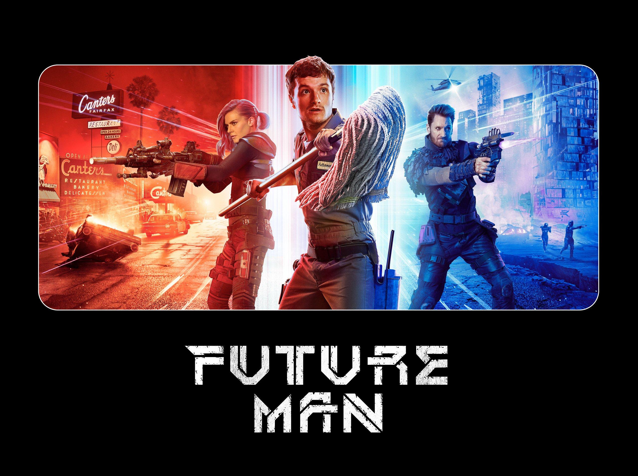 Amazon.com  Watch Future Man - Season 01  Digital   6f046beea